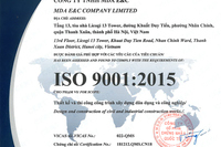 ISO 9001 (Quality Management System)
